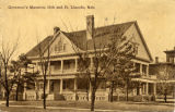 Governor's Mansion, 15th and H, Lincoln, Neb.