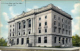 U. S. Court House and Post Office, Lincoln, Neb.