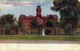 Original Main Bldg., Neb. State University Lincoln, Neb.