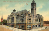Post Office and Custom House, Omaha, Nebr.