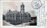 U. S. Post Office, Omaha, Nebr.