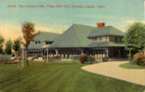 Country Club, view from golf grounds, Omaha, Nebr.