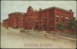 Exchange Building, Union Stock Yards, South Omaha, Neb.